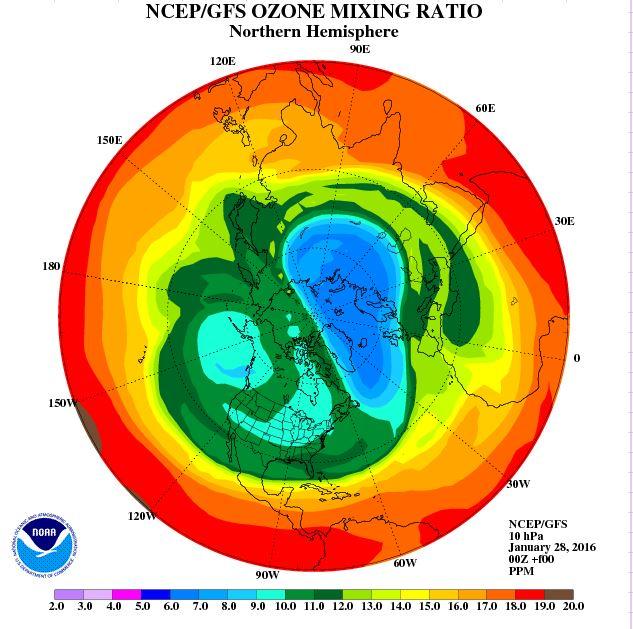 10 ozone 28
