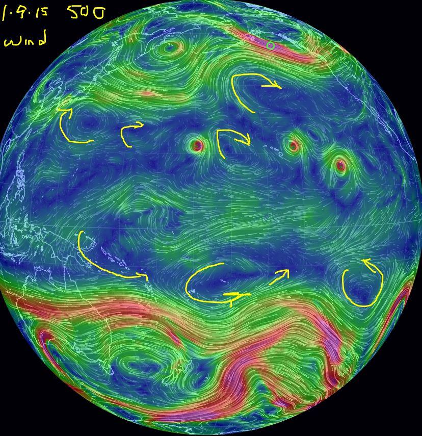 500 globe pacific