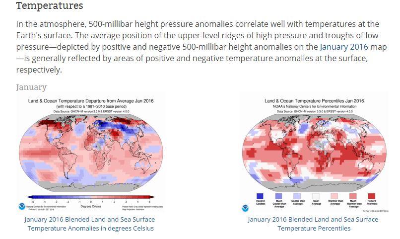 NOAA statement