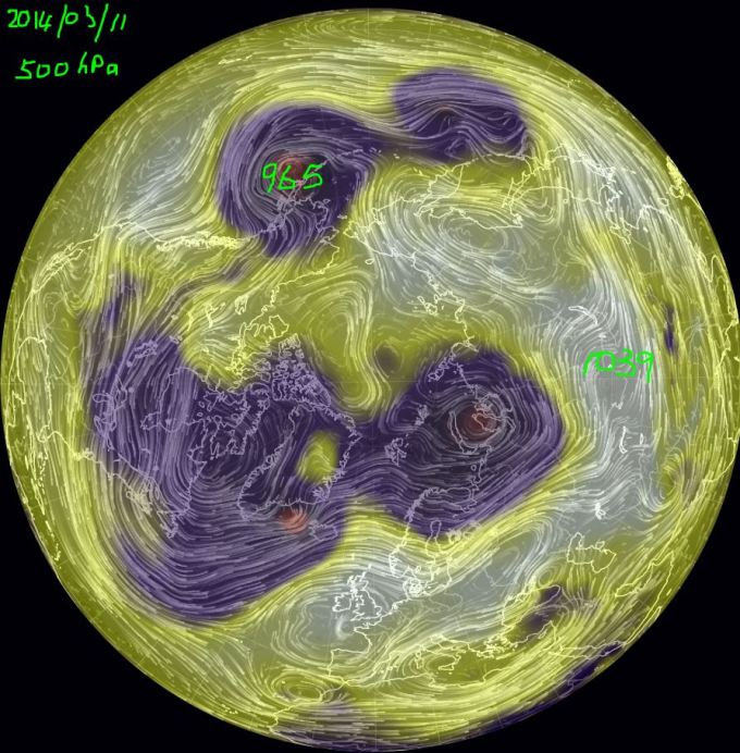 2014 500 hPa
